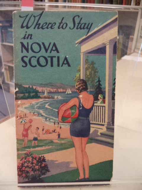 Image for Where To Stay In Nova Scotia 1933