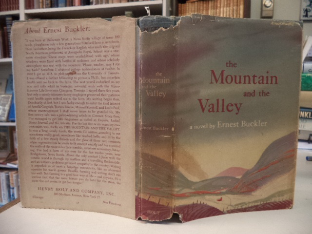 Image for The Mountain and the Valley, The Cruelest Month, Ox Bells and Fireflies [each volume inscribed]