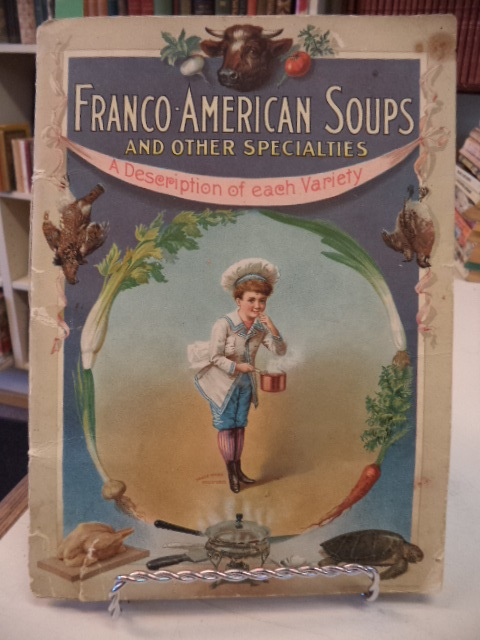 Image for Franco-American Soups and other Specialities