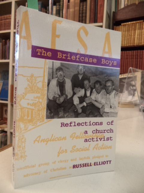 Image for The Briefcase Boys: Reflections of a Church Activist [signed]