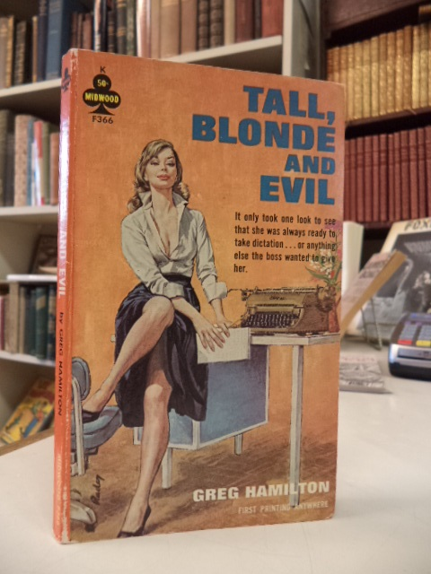 Image for Tall, Blonde and Evil