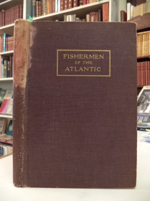 Image for Fishermen of the Atlantic.  1916