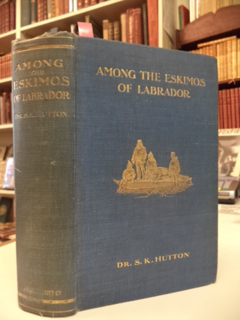 Image for Among the Eskimos of Labrador. A Record of Five Years' Close Intercourse with the Eskimo Tribes of Labrador