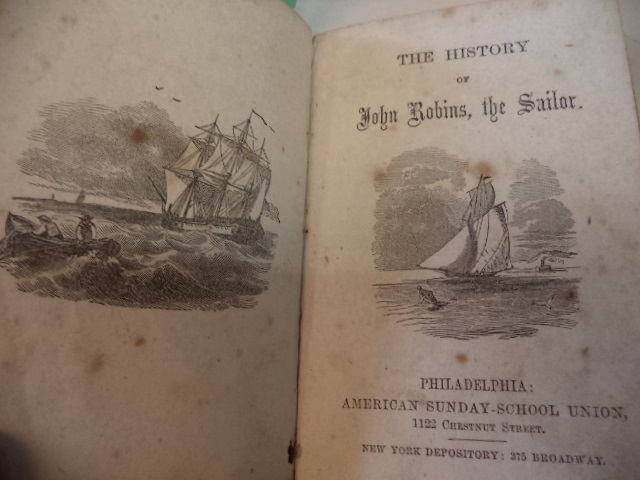 Image for The History of John Robins, the Sailor