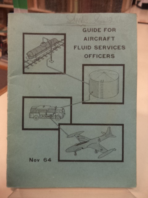 Image for Guide for Aircraft Fluid Services Officers