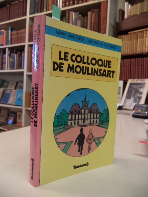 Image for Le Colloque de Moulinsart