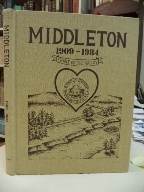 Image for Middleton  1909 - 1984  Heart of the Valley