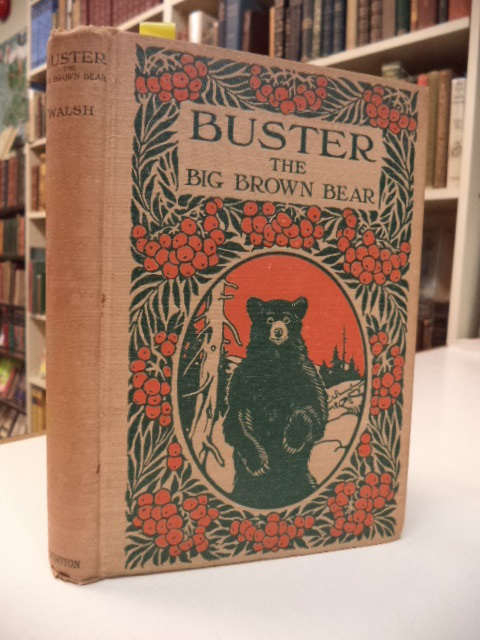 Image for Buster The Big Brown Bear
