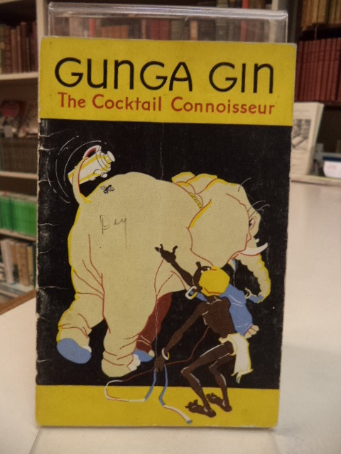 Image for Gunga Gin, The Cocktail Connoisseur.