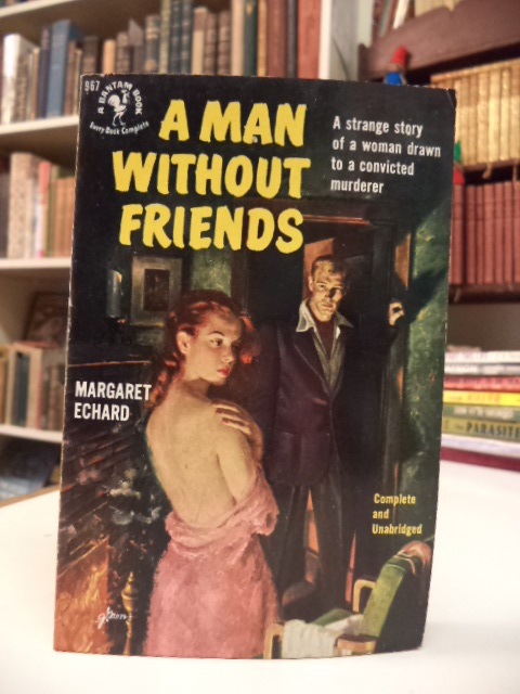 Image for A Man Without Friends