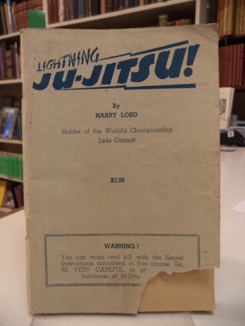 Image for Lightning Ju-Jitsu