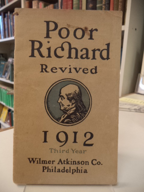 Image for Poor Richard, Revived. An Almanac for the Year 1912
