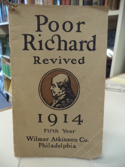 Image for Poor Richard, Revived. An Almanac for the Year 1914
