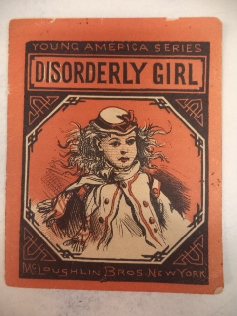 Image for Disorderly Girl [Young America Series]