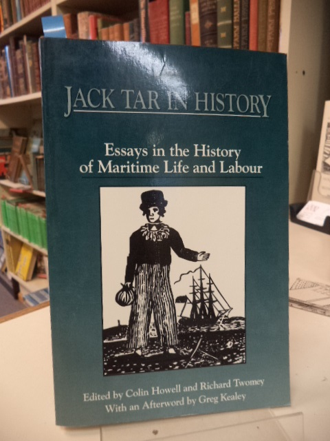 Image for Jack Tar in History : Essays in the History of Maritime Life and Labour