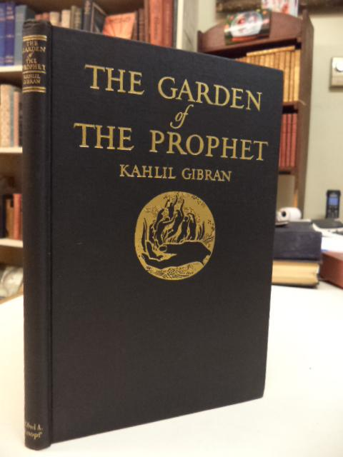 Image for The Garden of the Prophet [first printing]