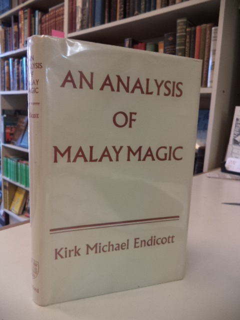 Image for An Analysis of Malay Magic (Oxford Monographs on Social Anthropology)