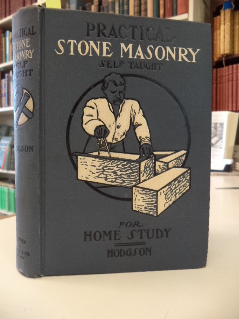 Image for Practical Stonemasonry Self Taught [Stone Masonry]