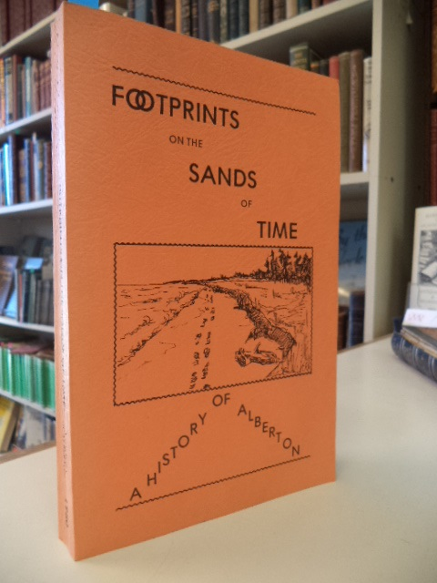 Image for Footprints on the Sands of Time.  A History of Alberton