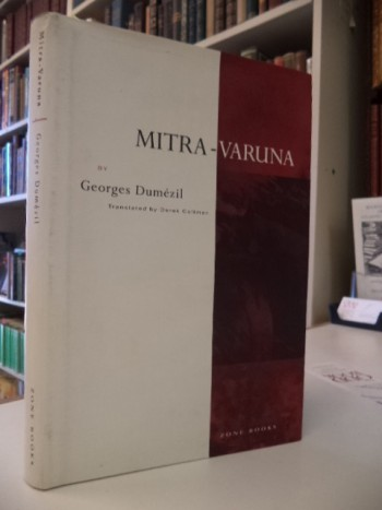 Image for Mitra-Varuna: An Essay on Two Indo-European Representations of Sovereignty