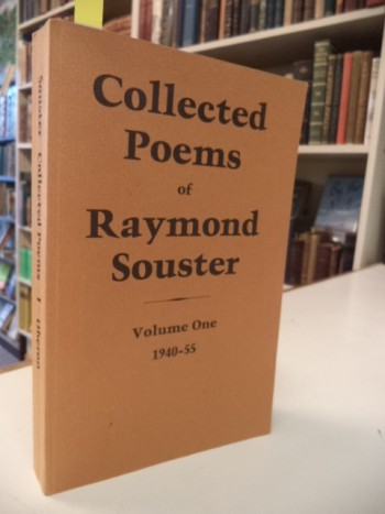Image for Collected Poems of Raymond Souster Volume One 1940-55