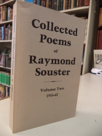 Image for Collected Poems of Raymond Souster Volume Two 1955-62 [inscribed]