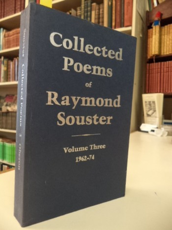 Image for Collected Poems of Raymond Souster Volume Three 1962-74 [inscribed]