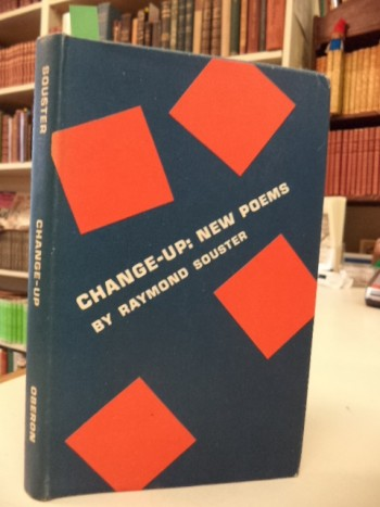 Image for Change-Up: New Poems [inscribed]