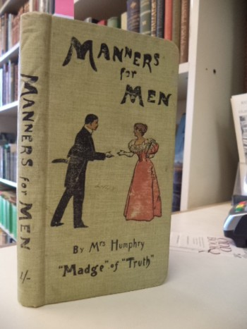Image for Manners for Men