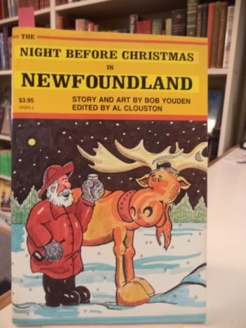 Image for Night Before Christmas in Newfoundland