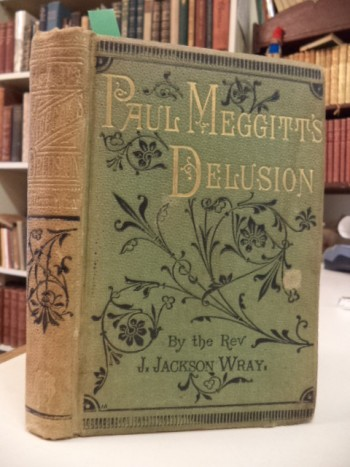 Image for Paul Meggitt's Delusion, and Other Tales
