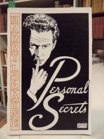 Image for Personal Secrets