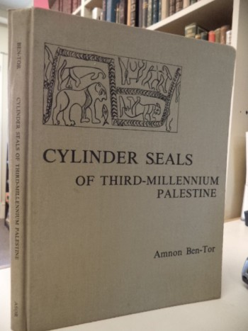 Image for Cylinder Seals of Third-Millennium Palestine