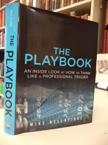 Image for The PlayBook: An Inside Look at How to Think Like a Professional Trader