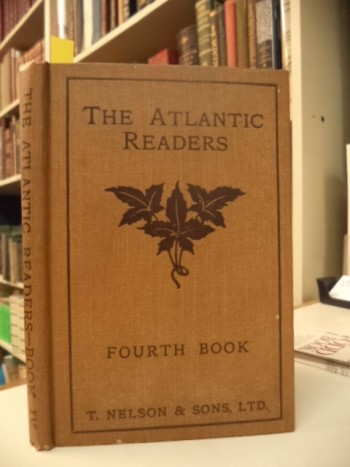 Image for The Atlantic Readers : Fourth Reader [Book IV]
