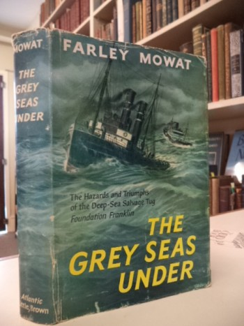 Image for The Grey Seas Under