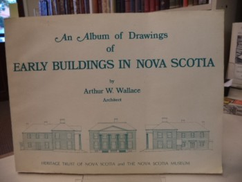 Image for An Album of Drawings of Early Buildings in Nova Scotia