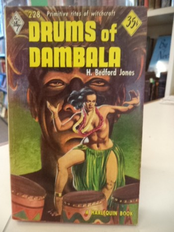 Image for Drums of Dambala