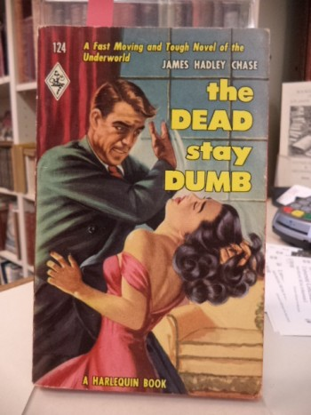 Image for The Dead Stay Dumb