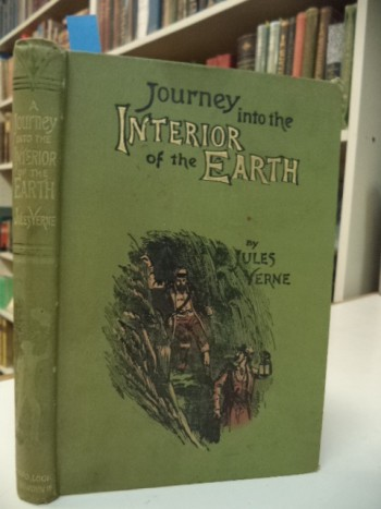 Image for Journey Into The Interior Of The Earth