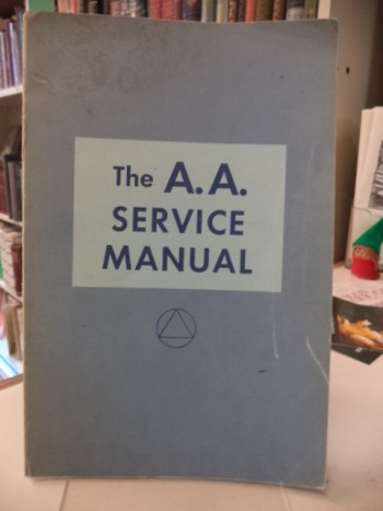 Image for The A.A. Service Manual