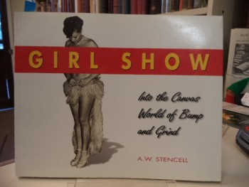 Image for Girl Show: Into the Canvas World of Bump and Grind