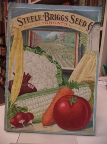 Image for Steele, Briggs Seed Co. Catalogue Season 1910
