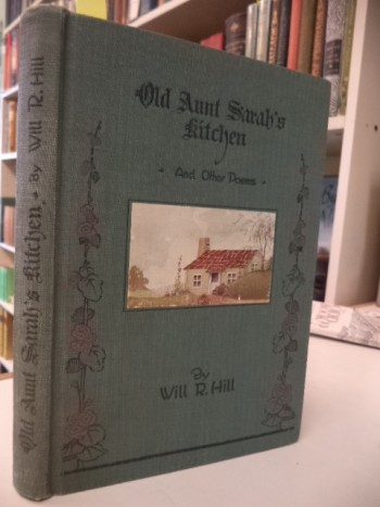Image for Old Aunt Sarah's Kitchen and Other Poems [signed]