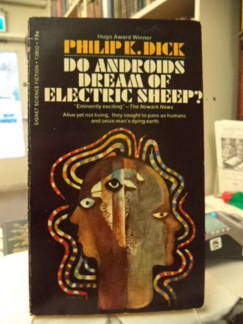 Image for Do Androids Dream of Electric Sheep? [first pb printing]