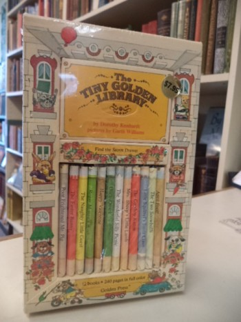 Image for The Tiny Golden Library. Animal Nonsense Stories (complete in 12 books, in original shrinkwrap)