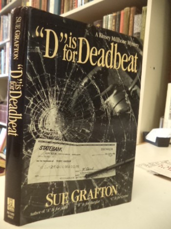 Image for D Is for Deadbeat: A Kinsey Millhone Mystery [signed]