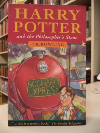 Image for Harry Potter and the Philosopher's Stone [Canadian third printing]