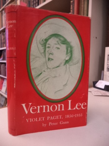 Image for Vernon Lee. Violet Paget, 1856 - 1935