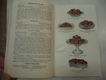 Image for Chocolate and Cocoa Recipes By Miss Parloa and Home Made Candy Recipes By Mrs. Janet McKenzie Hill
